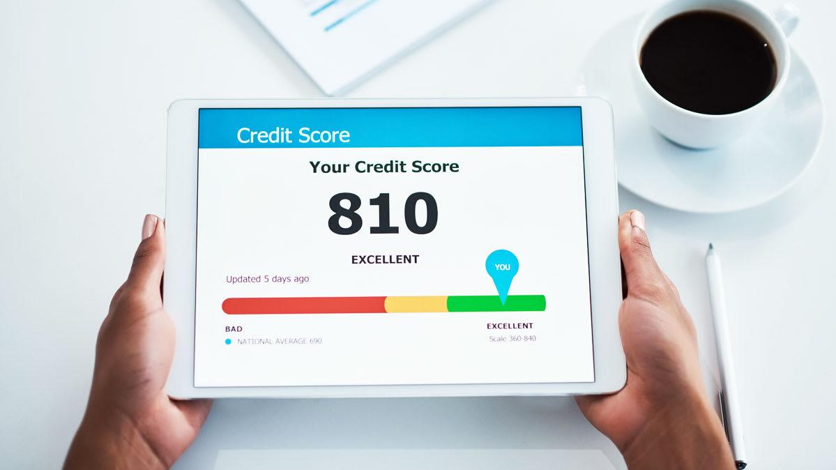 Raising Your Credit Scores