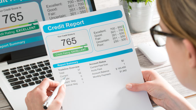 Steps to Building and Improving a Bad Credit Score