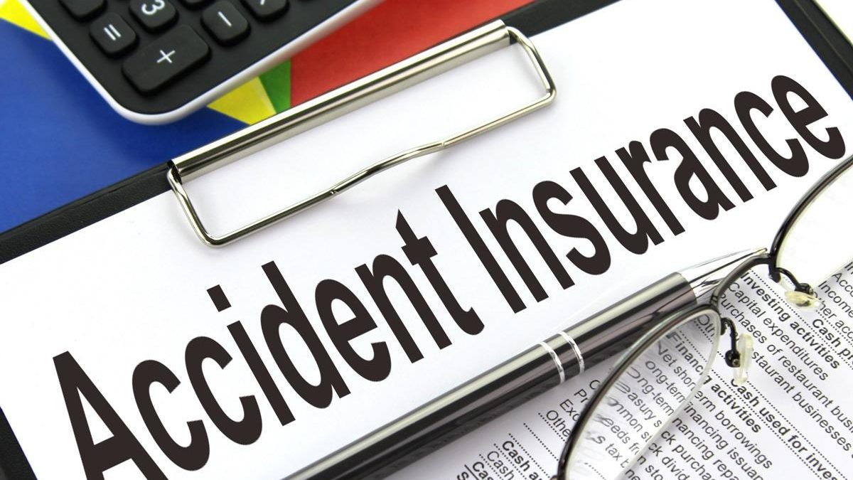 Are You Insured!? Get Accident Insurance ASAP!